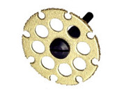 "Dura-Grit  - Cutting Wheel 1-1/4"" - 60 grit"