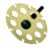 "Dura-Grit  - Cutting Wheel 1-1/2"" - 60 grit"