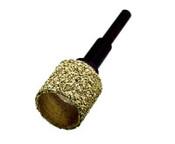 """Dura-Grit - Carbide Hollow Tip Bur. 1/2"""" - 80 grit"""