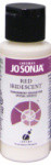 Jo Sonja Acrylic Paint - Iridescent Red