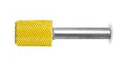"Saburr Tooth Cylinder. 1/2"" - fine grit"