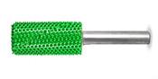 "Saburr Tooth Cylinder. 5/8"" - coarse grit"