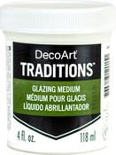 Traditions Glazing Medium - 4oz.