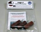 "Sand-It S3 sanding kit - 3/4"" x 2"""