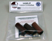 Sand-It  S3 replacement drums - assorted