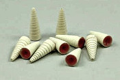 Sanding Cones - small taper - medium grit