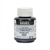 Liquitex Soft Body -  Dioxazine Purple