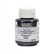 Liquitex Soft Body -  Dioxazine Purple