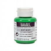 Liquitex Soft Body -  Green Light