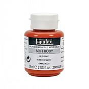 Liquitex Soft Body -  Red Oxide