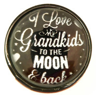 I Love My Grandkids To The Moon & Back