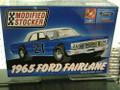 21652 65 Fairlane Modified Stocker