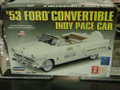 72321 53 Ford Convertible Pace Car