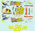#26 Wonder Bread 2006 Ricky Bobby