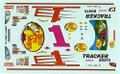 #1 Bass ProShops-Tracker Boats 35th Anniversary 2007 Martin Truex Jr