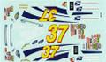 #37 USPS 2007 Jamie McMurray