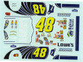 #48 Jimmie Johnson Foundation/Lowes 2007 Jimmie Johnson