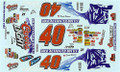 #40 Coors Light/Cold Activated Bottle 2007 David Stremme