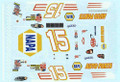 #15 NAPA Stars & Stripes 2003 Michael Waltrip