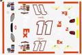 #11 Fed Ex Express 2006 Denny Hamlin
