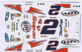 #2 Snap On/Miller 2005 Rusty Wallace