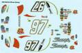 #97 Sharpie/Bristol Win 2004 Kurt Busch