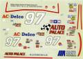 #97 Auto Palace Joe Bessey