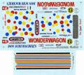 7059 Wonder Wagon Vega 1/16 F/C Don Schumacher