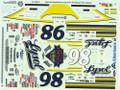1394 #98 Lysol 1999 Elton Sawyer