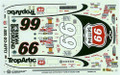 1431 #66 Phillips 66 1999 Todd Bodine
