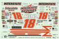 1385 #18 Interstate 1999 Bobby Labonte
