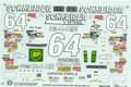 1333 #64 Schneider 1998 Dick Trickle