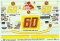1240 #60 Winn Dixie 1997 Mark Martin