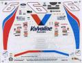 1139 #6 Valvoline/Durablend 1996 Mark Martin