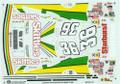 1318 #36 Skittles 1998 Ernie Irvan