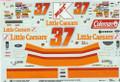 1145 #37 K Mart/Little Caesars 1996 John Andretti