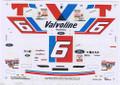 1064 #6 Valvoline 1995 Mark Martin