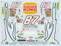 1155s #87 Burger King 1996 Joe Nemechek