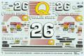 1076 #26 Quaker State 1995 Steve Kinser