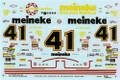 1025 #41 Meineke 1994 Joe Nemechek