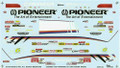 1017 Pioneer Daytona F/C Tom Hoover