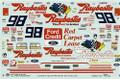 1102 #98 Raybestos 1995 Butch Miller