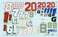 1122 Number Sheet D