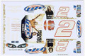 #2 Miller/Puddle of Mud 2004 Rusty Wallace