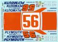 #56 Jim Hurtibise GTX 1966