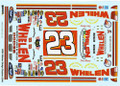 #23 Whelen 2004 Dave Blaney