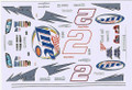 #2 Miller Lite Last Call 2005 Rusty Wallace