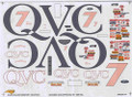 #7 QVC 1996 Geoff Bodine