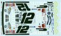 #12 Alltel Penske 50 Wins 2003 Ryan Newman