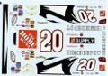 #20 Home Depot 2004 Tony Stewart